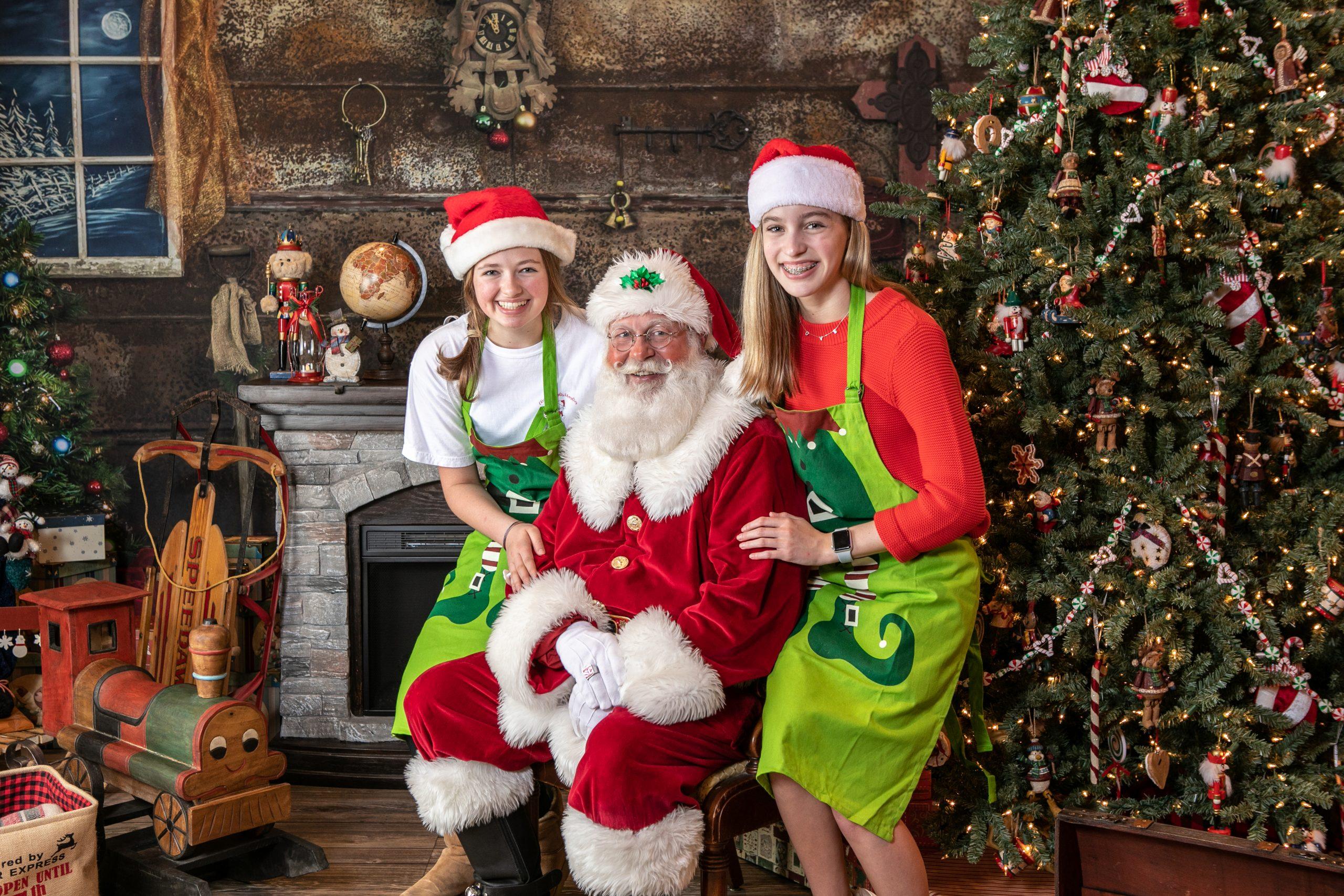 Santa Claus Fairfield County, Ohio