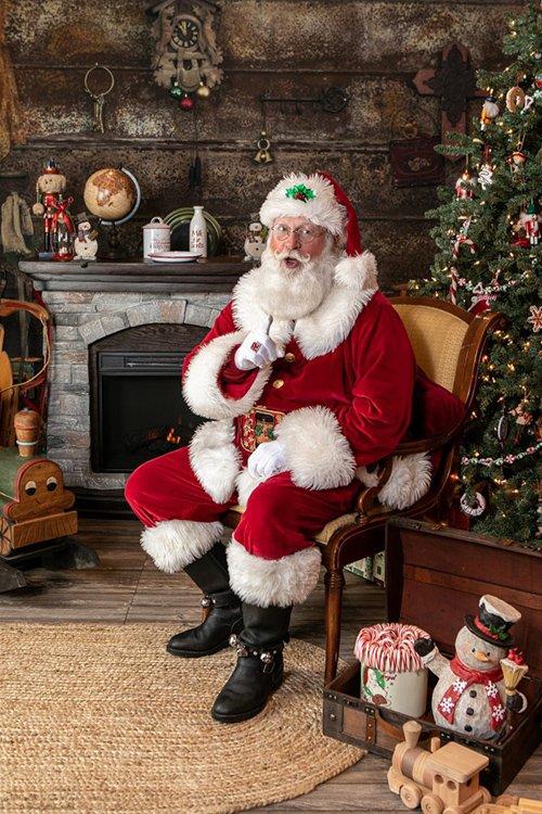 Santa Jeff - Santa Claus for Hire
