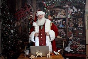 Santa Jeff Video Messages