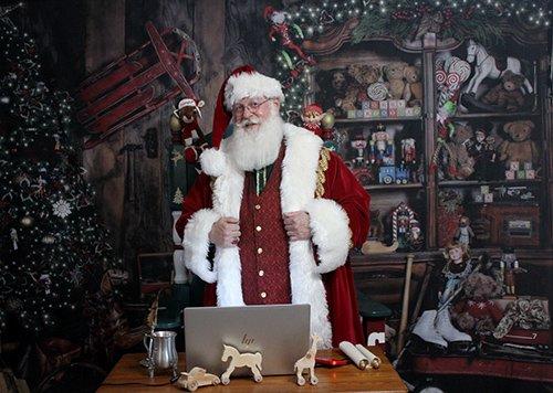 Santa Jeff Virtual Visits